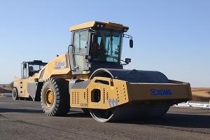 XS365徐工36吨单钢轮压路机
